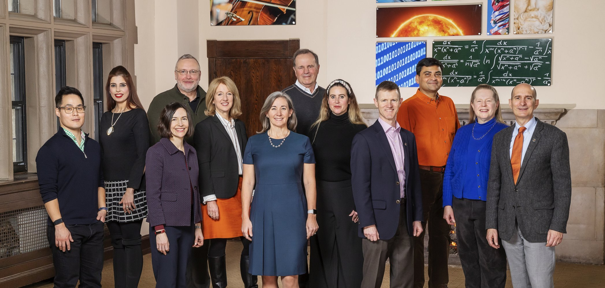 Princeton University Corporate Engagement and Foundation Relations team photo