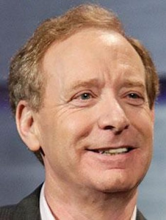 Brad Smith '81, Microsoft President and Chief Legal Officer