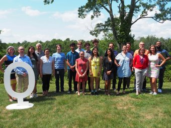 2019 Quantum Undergraduate Research at IBM and Princeton