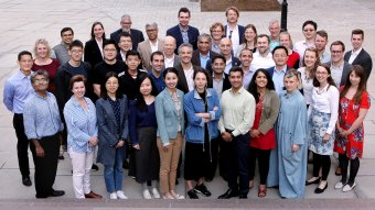 The Andlinger Center for Energy and the Environment convened a group of more than 100 experts from academia, government and industry to begin a five-year project called Rapid Switch. The group aims to develop a global response to climate change that consi