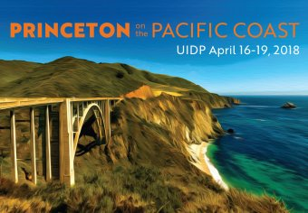 Princeton on the Pacific Coast, April 16-19, 2018