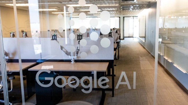 Google AI Lab in Princeton New Jersey