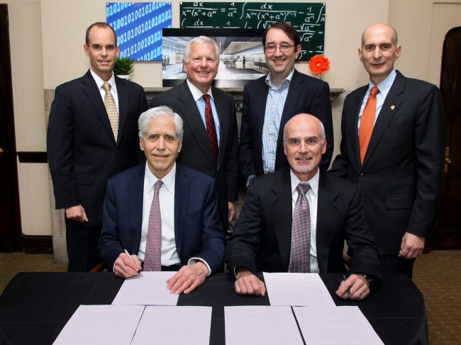 In October 2018, Princeton University and the New Jersey Health Foundation signed an agreement that potentially provides up to $10M to support healthcare and drug discovery-related technology projects.