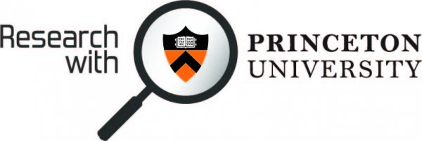Research With Princeton logo