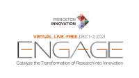 Engage 2021 Logo with Slogan and Event Details