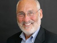 Joseph Stiglitz, Columbia University is a Nobel Prize winner in economics.